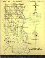 Map Image 031, Milwaukee County 1961